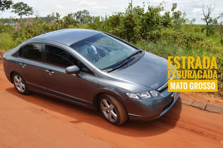 Read more about the article Barra do Garças – 16 horas de estrada