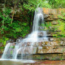 Cachoeira da Usina no Mato Grosso