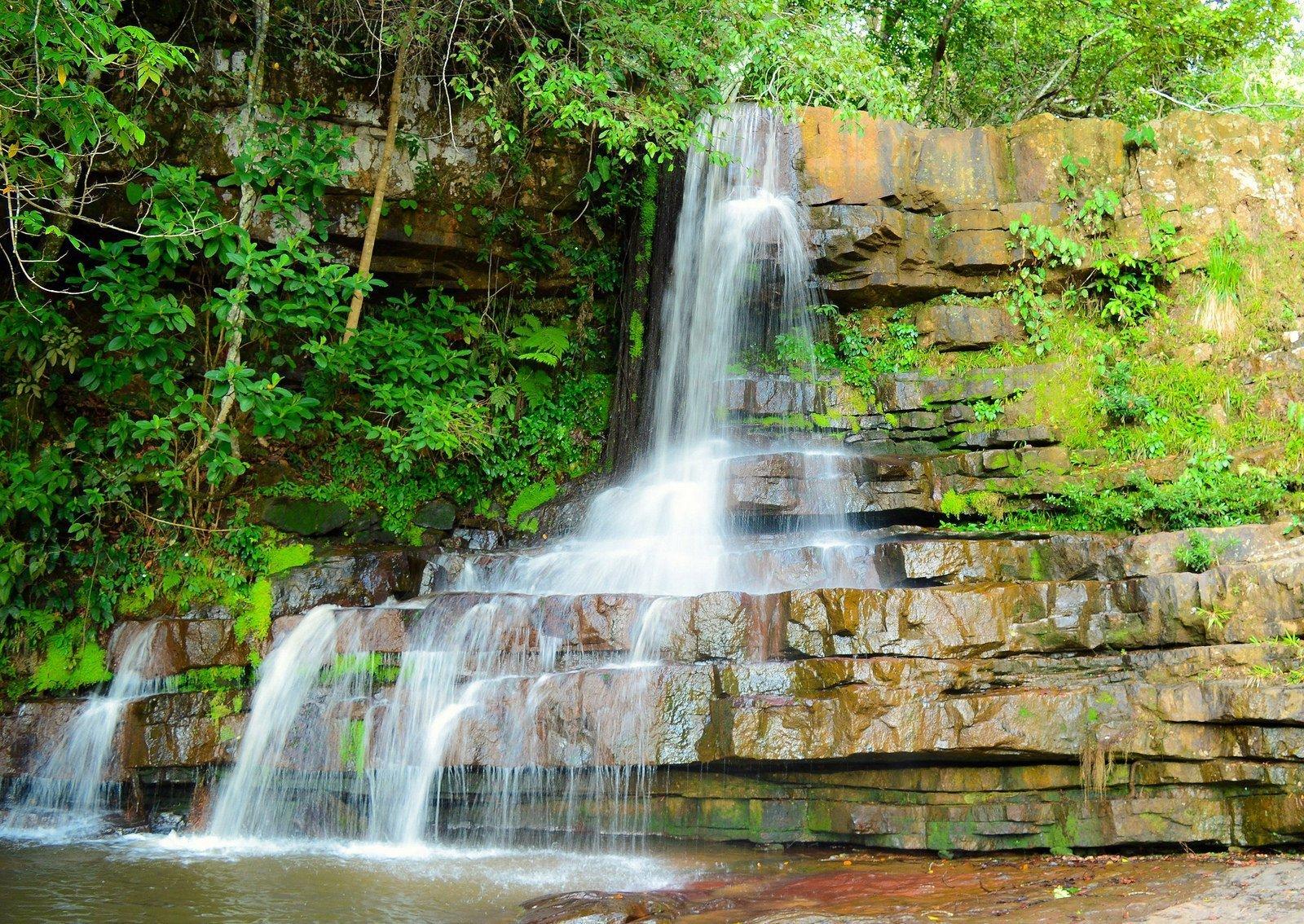 You are currently viewing Cachoeira da Usina no Mato Grosso