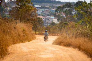 Viagem de Moto por Minas: Estradas de Chão