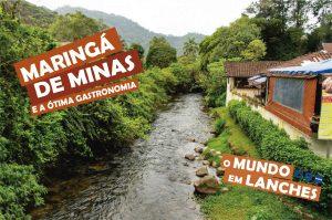 Cidades para conhecer em Minas Gerais - Maringá de Minas Gastronomia Rio Preto