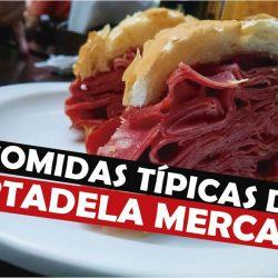 Lanche de Mortadela do Mercadão, Comida Típica de São Paulo