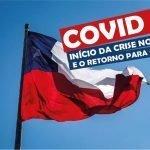 Coronavírus - inicio da quarentena no Chile e volta para o Brasil