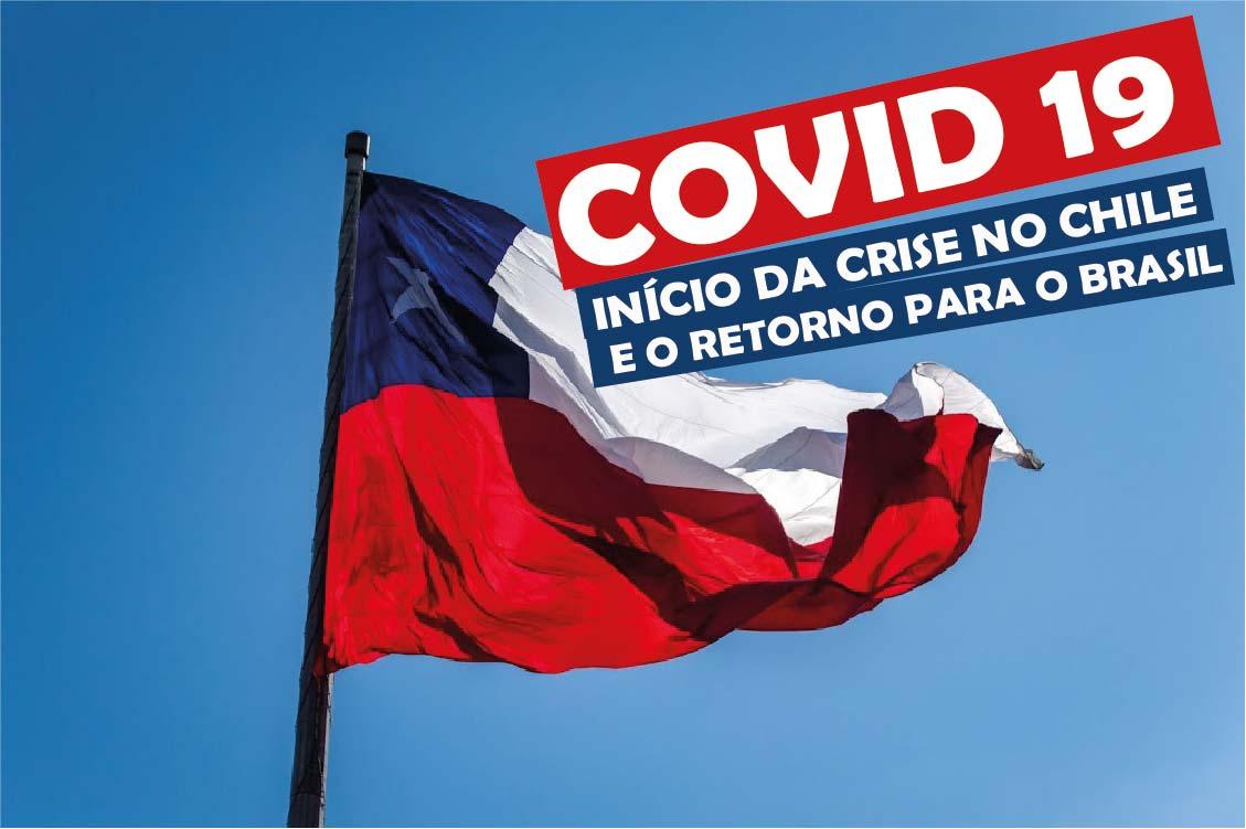 You are currently viewing Coronavírus – Covid 19 – Quarentena fora do país