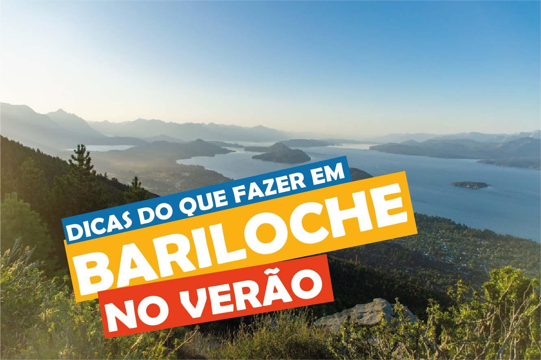 You are currently viewing Bariloche no verão, Rio Negro – Argentina