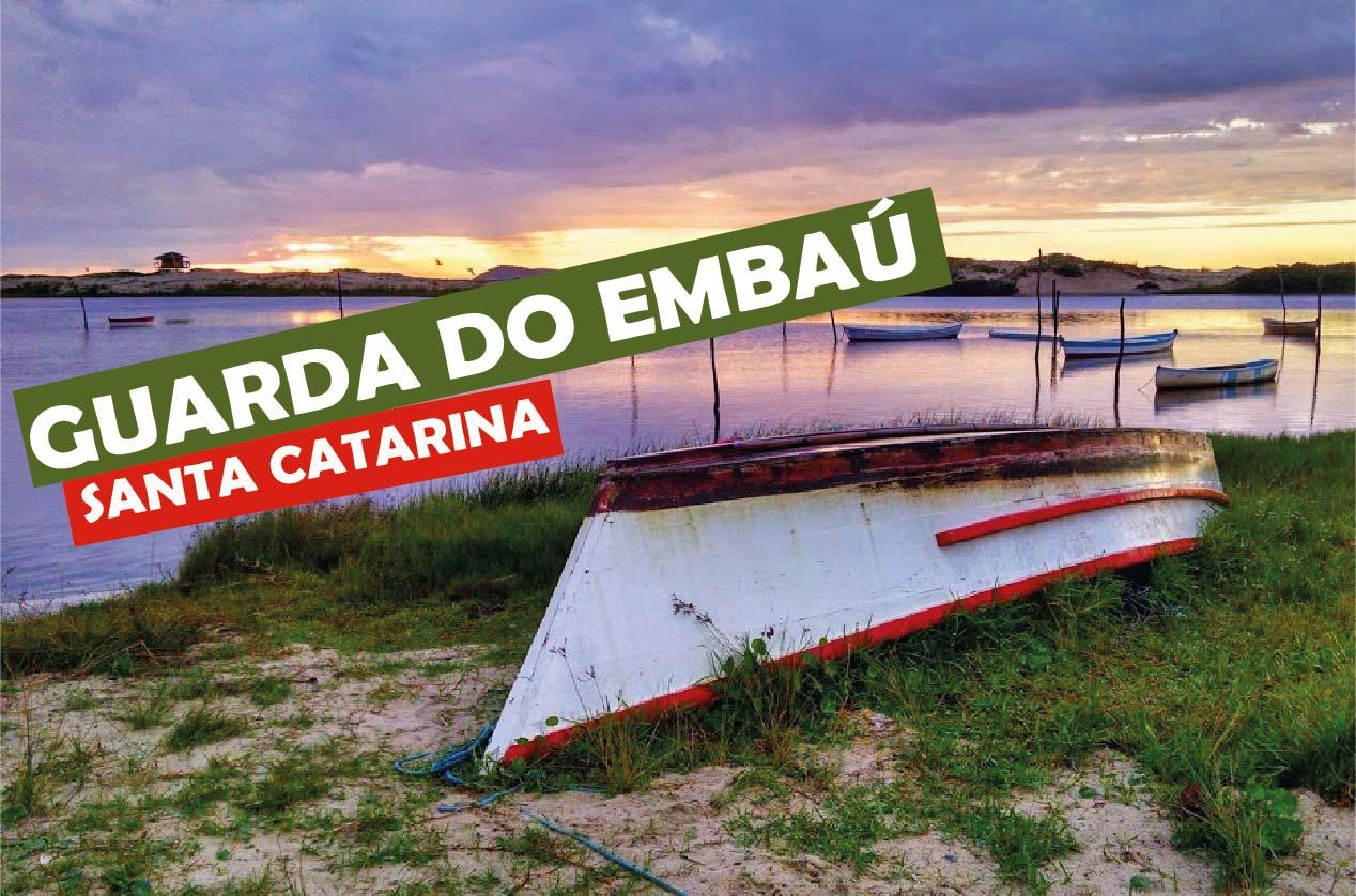 You are currently viewing Guarda do Embaú, litoral de Santa Catarina