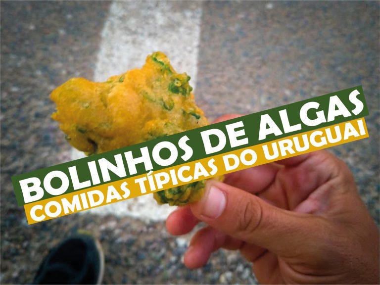 Read more about the article Bolinhos de Algas Uruguaios – Comida Típica do Uruguai