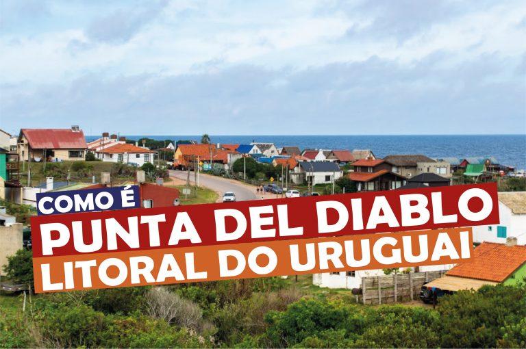 Read more about the article Como é Punta del Diablo – litoral do Uruguai