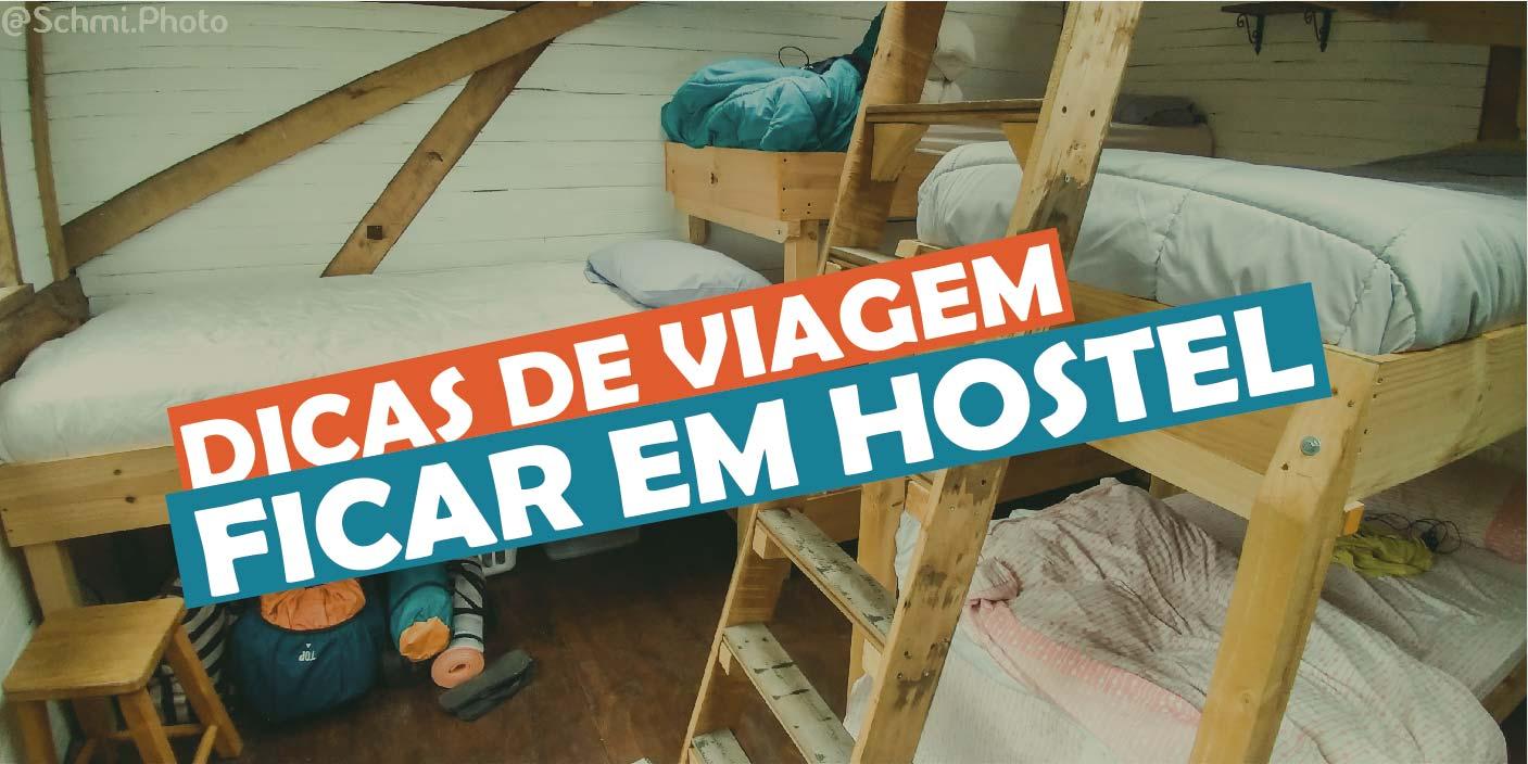You are currently viewing Ficar em Hostel – Dicas de Viagem