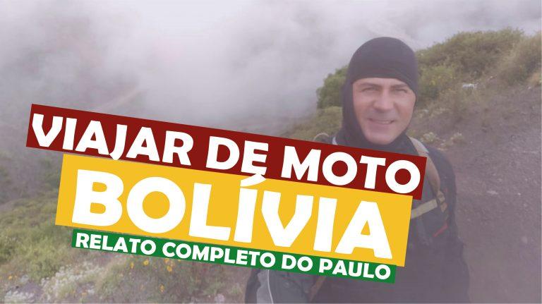 Read more about the article Viajar de moto para a Bolívia