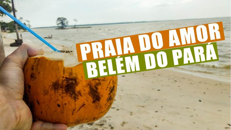 Read more about the article Praia do Amor, Água Boa, Belém do Pará