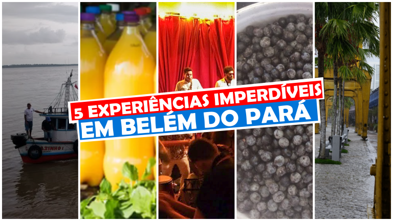 Read more about the article 5 experiências imperdíveis em Belém do Pará
