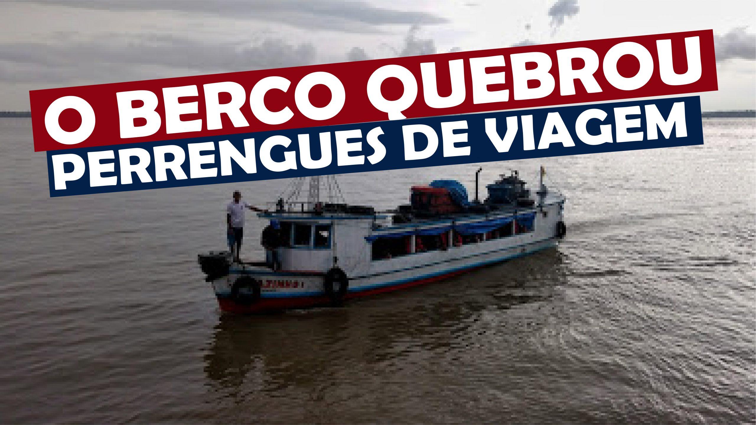 You are currently viewing O Barco Quebrou no Meio do Rio perrengues de viagem