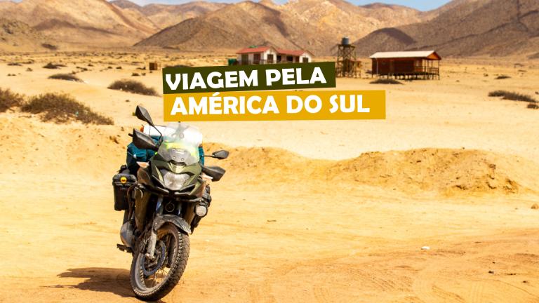 Read more about the article Viagem pela América do Sul