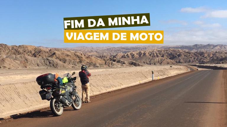 Read more about the article Fim da minha viagem de moto