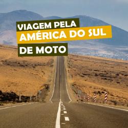 Viagem pela América do Sul de moto