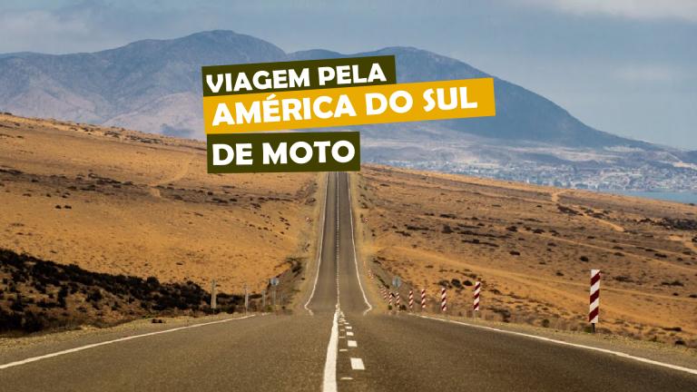 Read more about the article Viagem pela América do Sul de moto