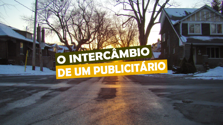 Read more about the article O intercâmbio de um publicitário