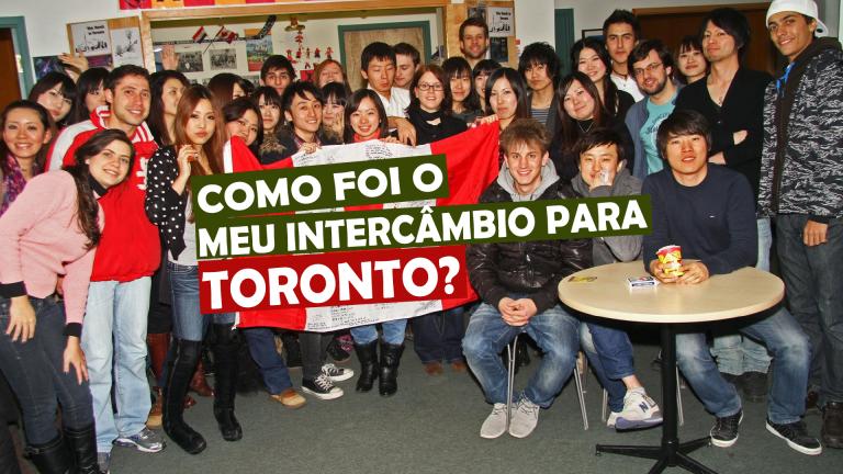 Read more about the article Como foi o meu intercâmbio para Toronto?