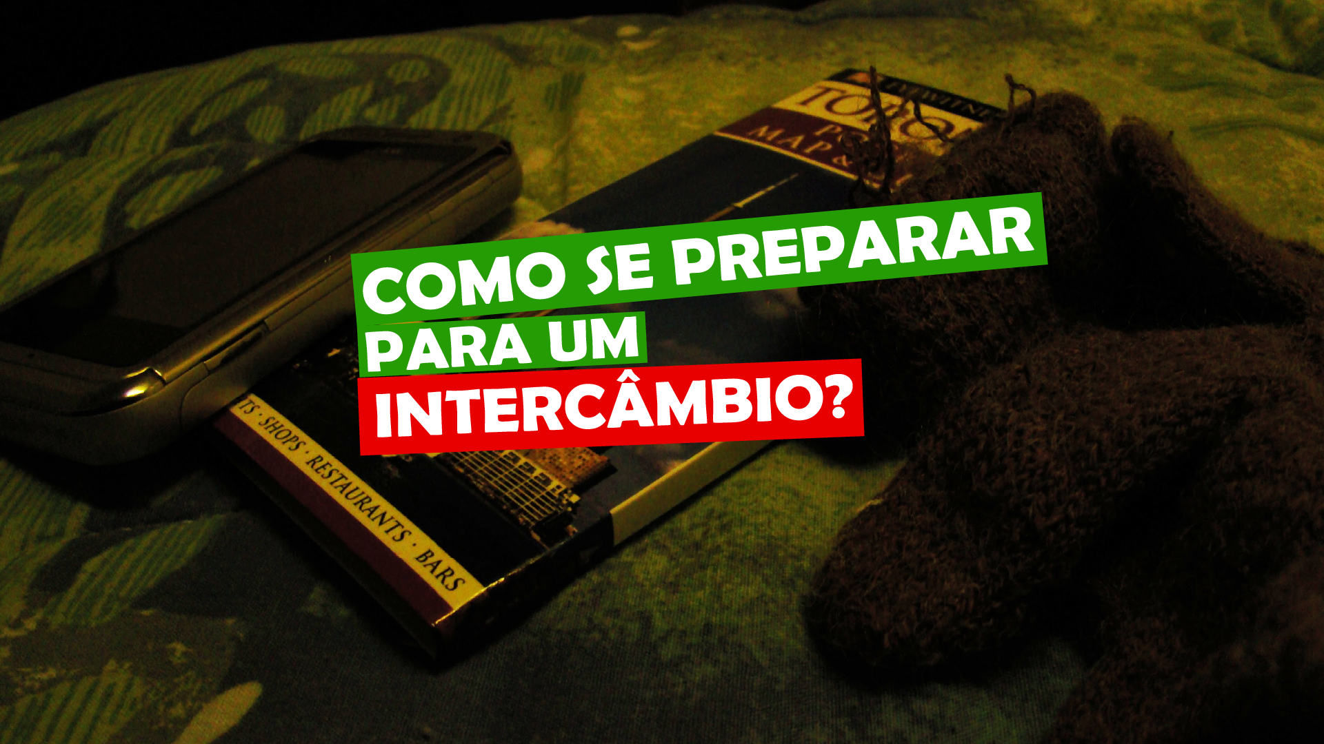 You are currently viewing Como se preparar para um intercâmbio?