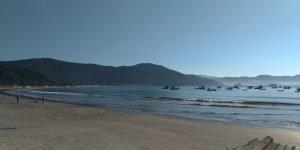 Guarujá praia do perequê