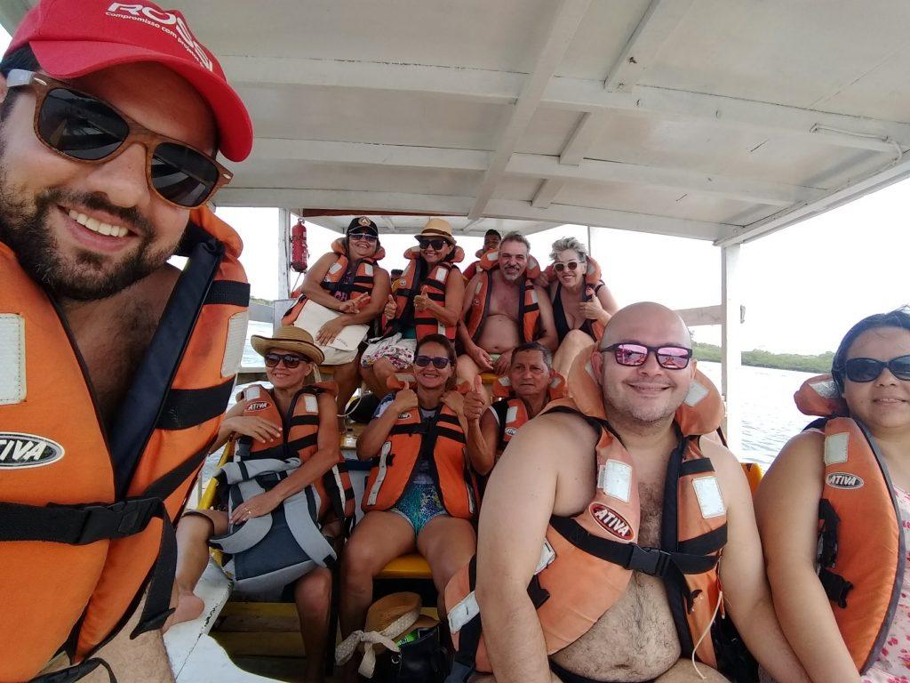 passeio de barco na Raposa, um passeio diferente em São Luís