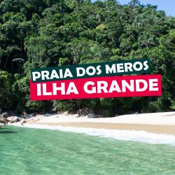 Praia dos Meros – Ilha Grande