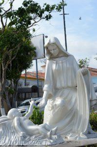 são José de Ribamar estátua