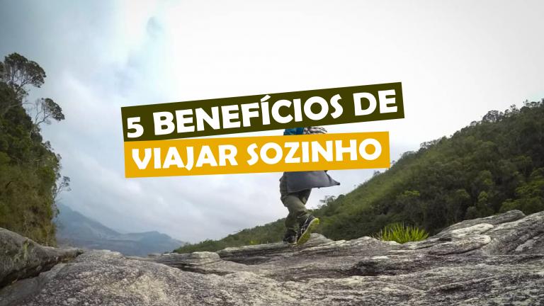 Read more about the article 5 benefícios de viajar sozinho