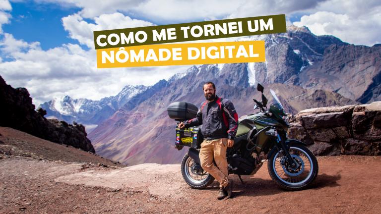 Read more about the article Como me tornei um nômade digital