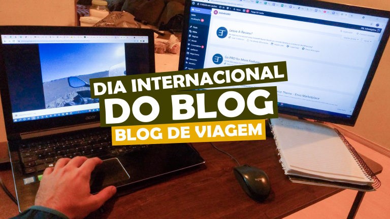 Read more about the article Dia Internacional do Blog de Viagem