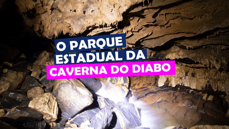 Read more about the article O parque Estadual da Caverna do Diabo