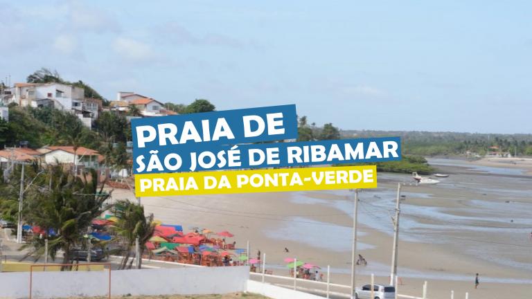 Read more about the article Praia de São José de Ribamar, Praia da Ponta-verde