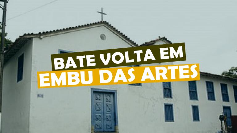Read more about the article Bate Volta em Embu das Artes