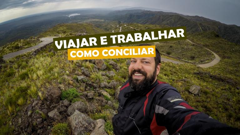 Read more about the article Viajar e trabalhar: como conciliar os dois?