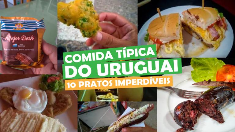 Read more about the article Comida Típica do Uruguai 10 Pratos Imperdíveis